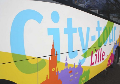 Visite de Lille en city tour