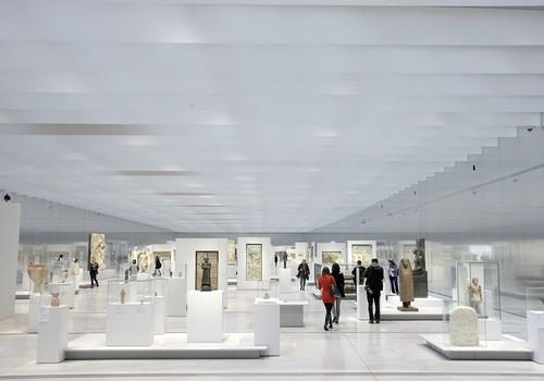 Grande galerie du Louvre Lens