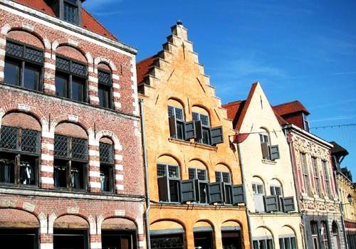 Façades du Vieux Lille